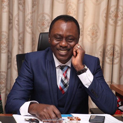 Prof. Ing. Kwadwo Adinkrah-Appiah, VC STU